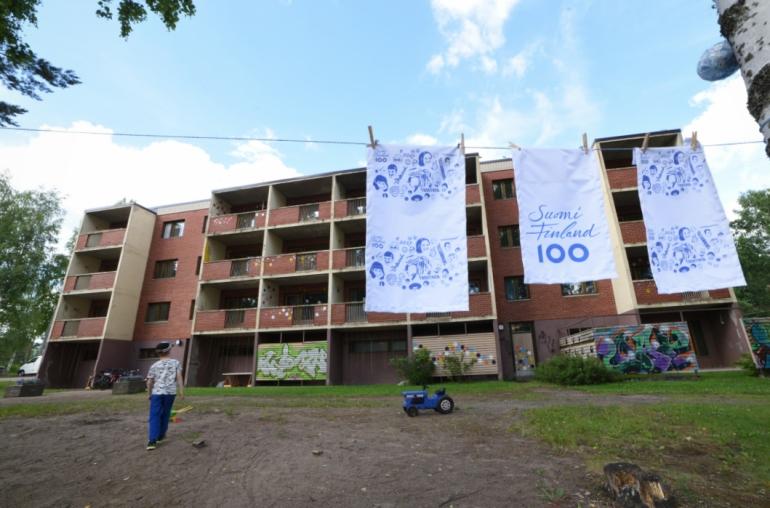 Katajainen kansa Suomi100
