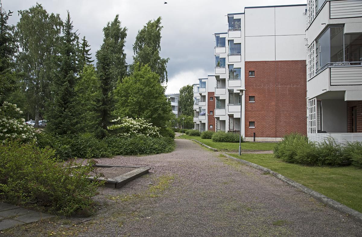 Puistomaista Malmi