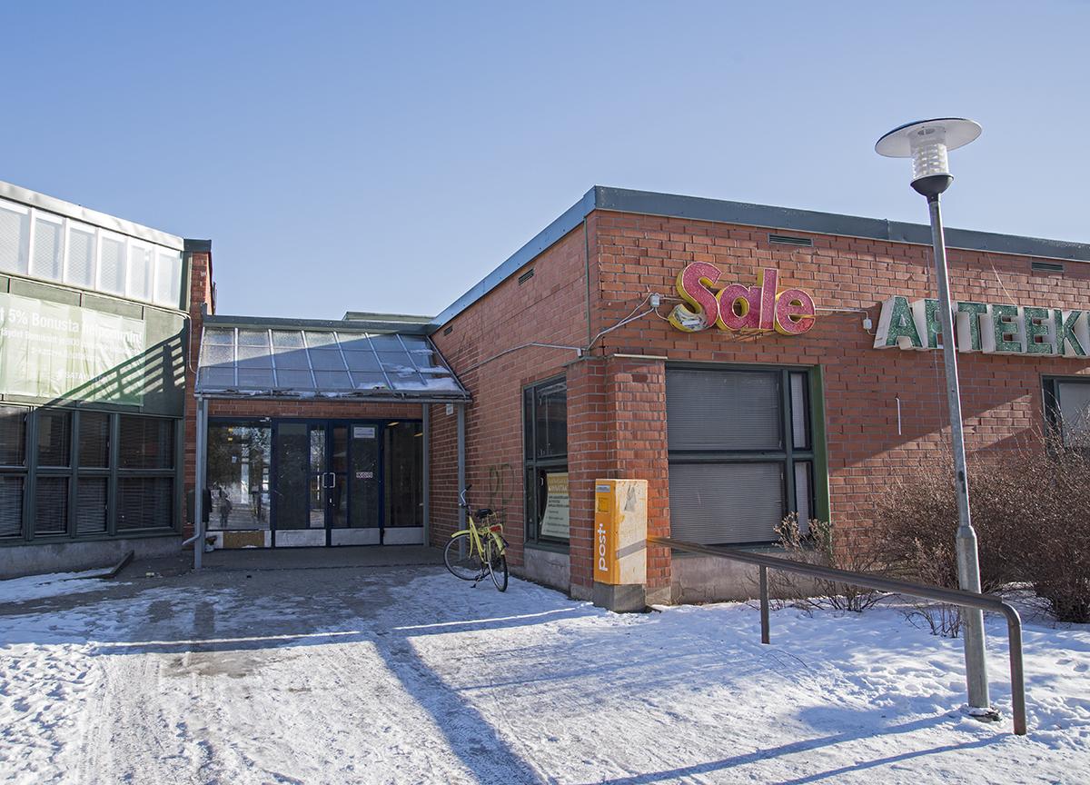 Pori Sampola liikekeskus