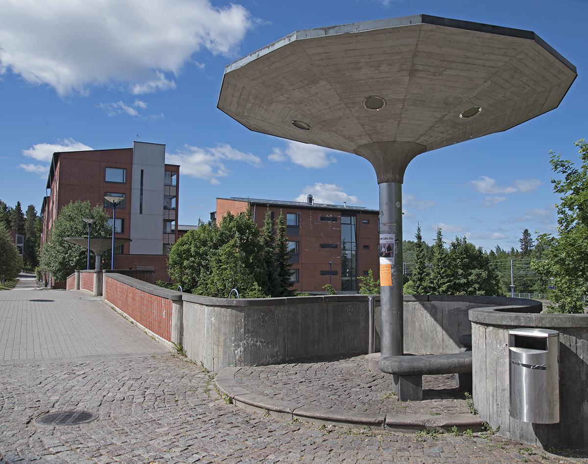 Koivukylä sienikatos