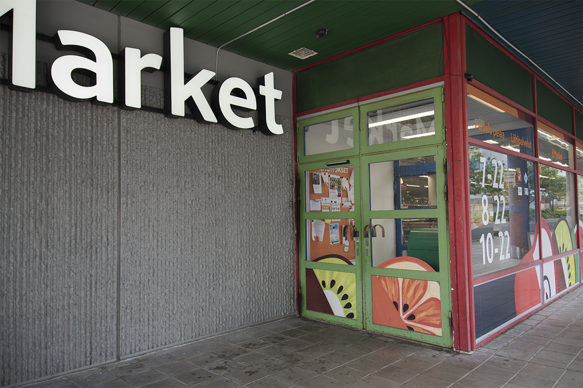 Merihaka Market